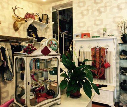 Foxy Brown Vintage shop