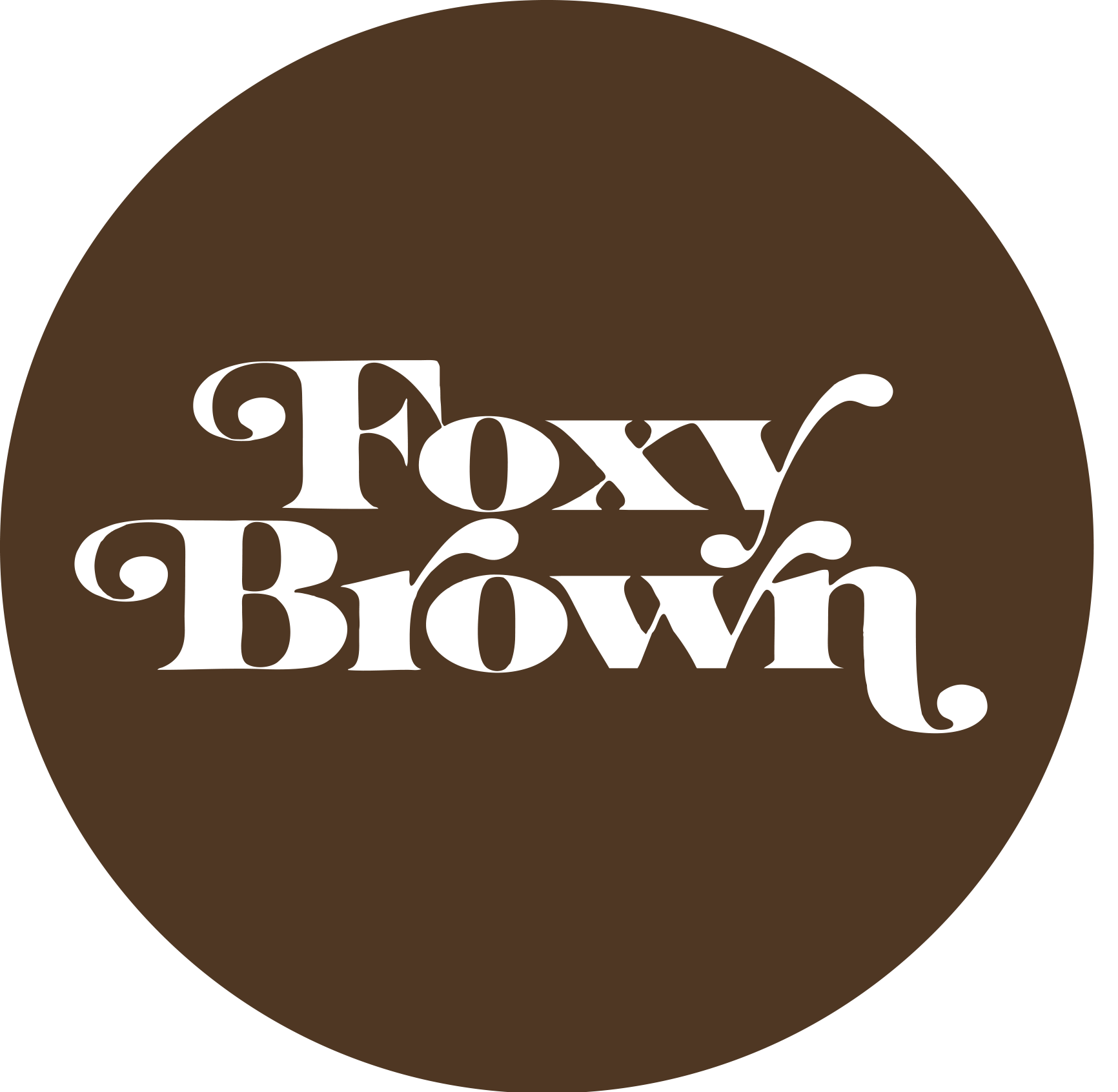 foxy-brown-vintage-logo